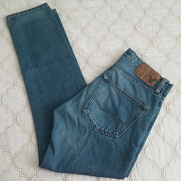 American Eagle Outfitters Other - American Eagle Original Tapered Jeans Sz 28/30